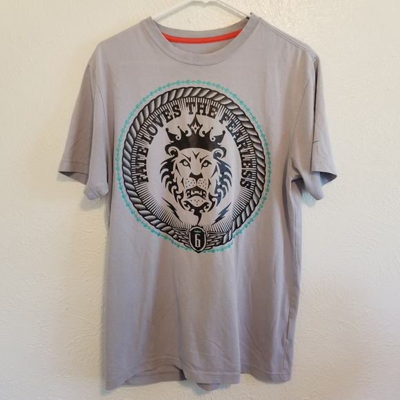 411c57d58f6c ... nike shirts dri fit lebron james lion tshirt a66 poshmark ...